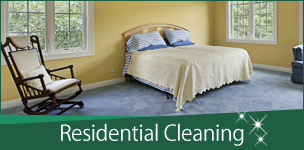 Bedroom - Cleaning Services
