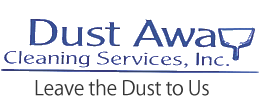 Dust Away Cleaning Services, Logo